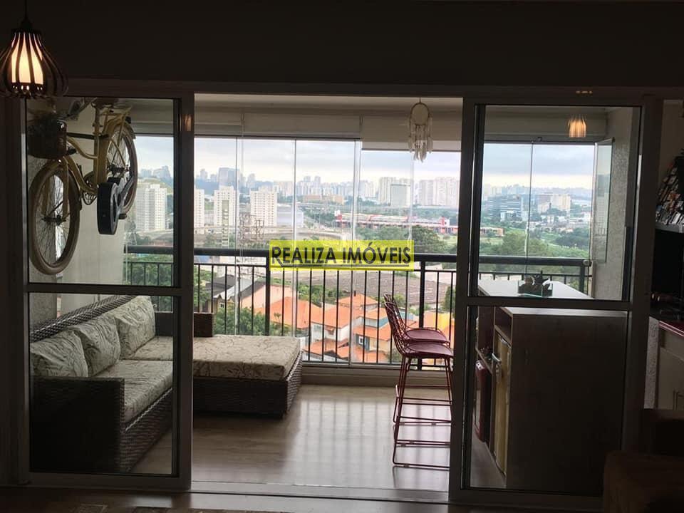Apartamento Parque Alves de Lima 2 dormitorios 2 banheiros 1 vagas na garagem